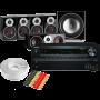 Onkyo TX-NR1030 w/ Dali Zensor 1 Speaker Package