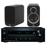 Onkyo TX-8270 Network Stereo Receiver w/ Q Acoustics 3020i Speakers