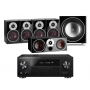 Pioneer VSX-831 w/ Dali Zensor 1 Speaker Package 5.1
