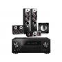 Pioneer VSX-1131 AV Receiver w/ Dali Zensor 5 Speaker Package 5.1