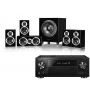Pioneer VSX-831 w/ Wharfedale DX-1SE Speaker Package 5.1