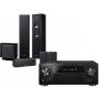 Pioneer VSX-1131 AV Receiver w/ Yamaha NS-F51 Speaker Package (5.1)