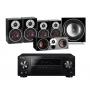 Pioneer VSX-531 w/ Dali Zensor 3 Speaker Package 5.1
