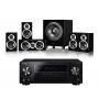 Pioneer VSX-531 w/ Wharfedale DX-1SE Speaker Package 5.1