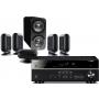 Yamaha RX-V583 w/ Q Acoustics 7000i PLUS Speaker Package 5.1