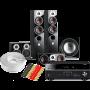 Yamaha RX-V781 w/ Dali Zensor 7 Speaker Package 5.1