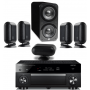 Yamaha RX-A1070 AV Receiver w/ Q Acoustics 7000i PLUS Speaker Package 5.1