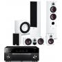 Yamaha RX-A1070 AV Receiver w/ Dali Zensor 7 Floorstanding Speaker Package 5.1