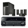 Yamaha RX-A670 AV Receiver w/ Bose Acoustimass 10 Series V Speaker Package (AM10)