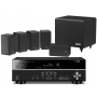 Yamaha RX-V381 AV Receiver w/ Tannoy HTS101 XP Speaker Package 5.1