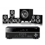 Yamaha RX-V481 AV Receiver w/ Wharfedale DX-1SE Speaker Package 5.1
