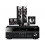 Yamaha RX-V583 AV Receiver w/ Dali Zensor 5 Speaker Package 5.1