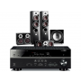 Yamaha RX-V781 AV Receiver w/ Dali Zensor 5 Speaker Package (5.1)