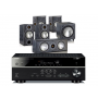 Yamaha RX-V781 w/ Monitor Audio Bronze 2 Speaker Package (5.1)