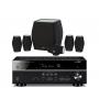 Yamaha RX-V683 AV Receiver w/ Monitor Audio MASS Speaker Package 5.1