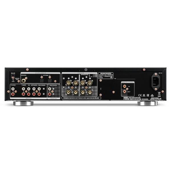 marantz pm6006 amplifier w monitor audio bronze 5 speakers