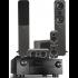 Denon AVR-X3600H AV Receiver w/ Q Acoustics 3050i 5.1 Floorstanding Speakers