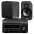 Denon RCD-M41DAB w/ Q Acoustics 3010 Speakers (DM41)