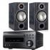 Denon RCD-M41DAB w/ Monitor Audio Bronze 2 Speakers (DM41)