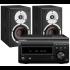 Denon RCD-M41DAB w/ Dali Spektor 1 Speakers (DM41)