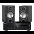 Onkyo A-9110 Amplifier w/ Monitor Audio Bronze 2 Speakers
