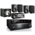 Yamaha RX-A1080 AV Receiver w/ Dali Oberon 1 5.1 Speaker Package