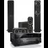 Yamaha RX-A880 AV Receiver w/ Q Acoustics 3050i Floorstanding Cinema Pack 5.1