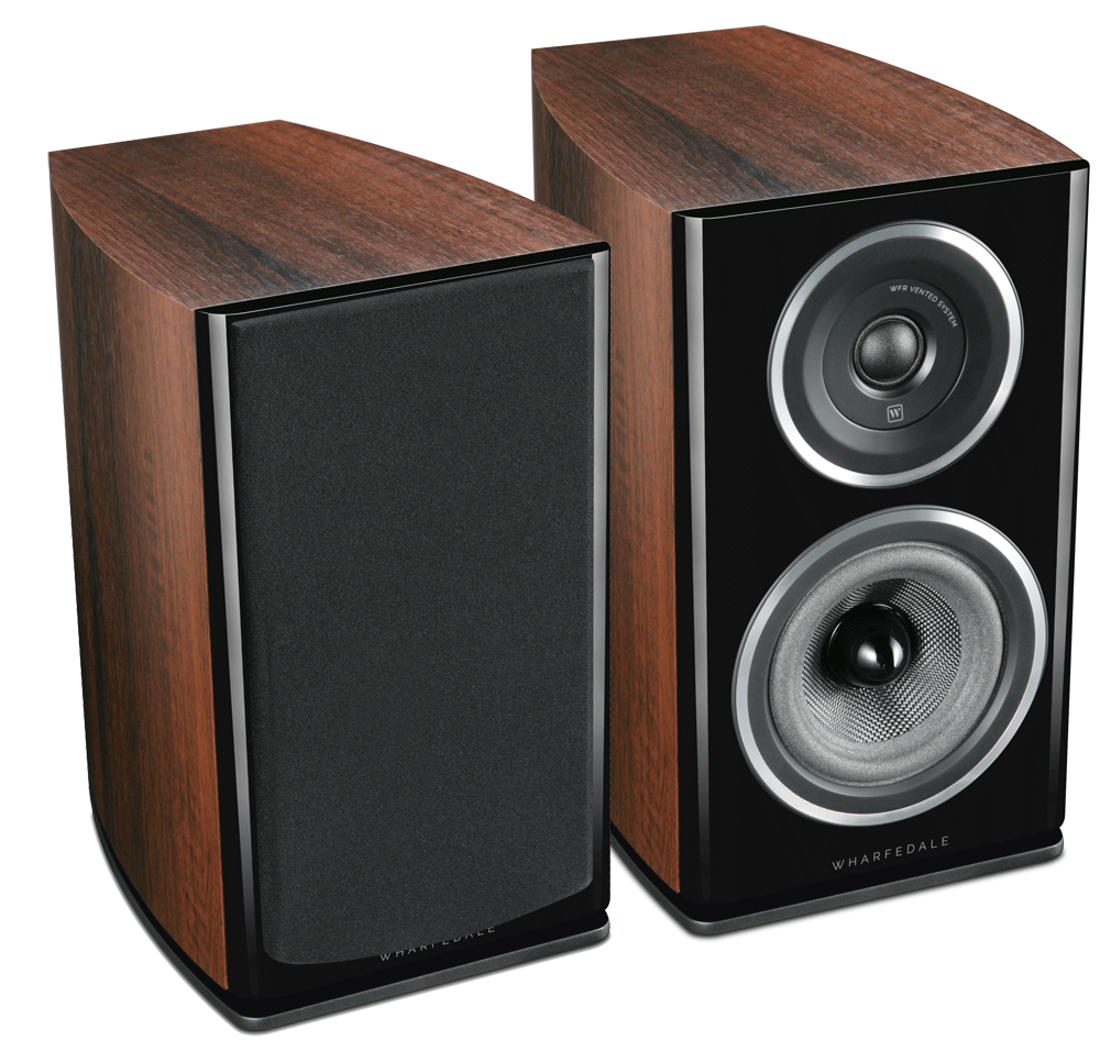 Wharfedale Diamond 111 Bookshelf Speakers