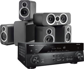 Hand Picked Bundles For Home Cinema | Exceptional AV