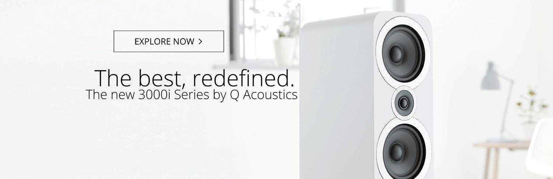 Q Acoustics 3000i Series