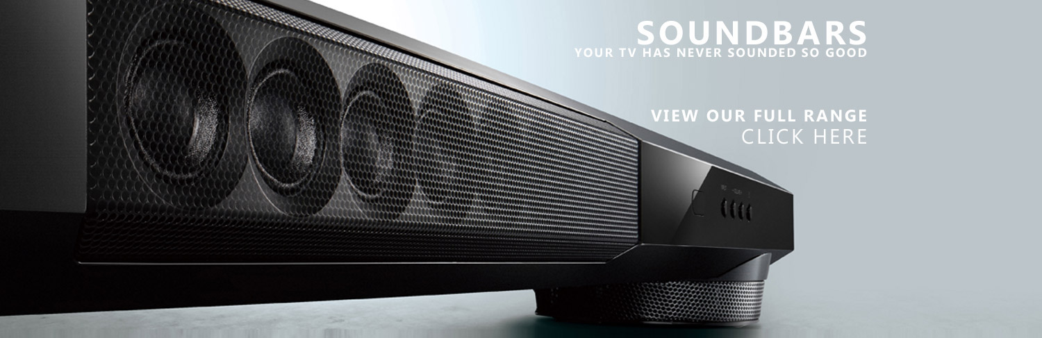 View our SoundBars