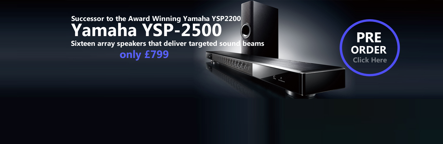 View the new YSP2500